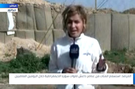 بالفيديو..  «قوات سوريا الديمقراطية»: لن نتفاوض مع داعش الإرهابي بأي شكل