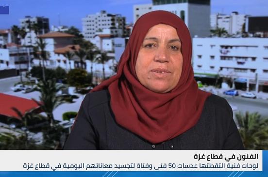 بالفيديو..  مديرة مركز بناة الغد: أزمة الكهرباء تزيد معاناة غزة.. وتهدد التعليم والصحة