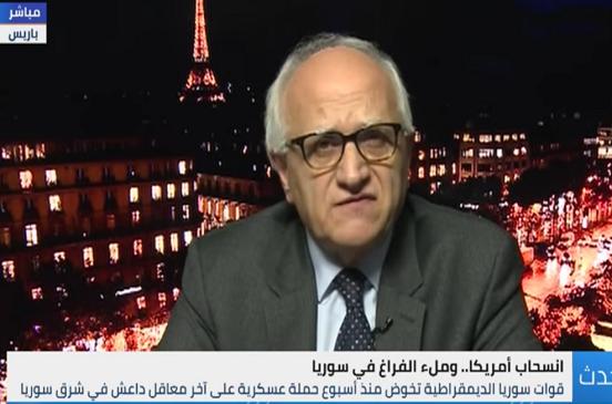 بالفيديو..  محلل: هدفا الوجود الأمريكي في سوريا لن يتحققا