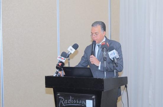 وزير النقل: مصر تطور إستراتيجية للتعامل مع الخدمات اللوجيستية