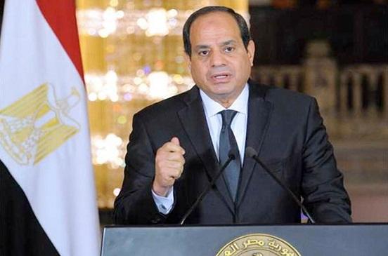 الرئيس السيسي يتفقد أنفاق تحيا مصر أسفل قناة السويس
