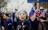 مظاهرات حاشدة في بريطانيا ضد