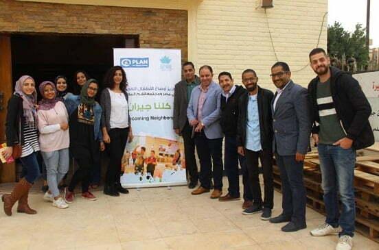 المصرية لدعم اللاجئين تحتفل بتخرج الدفعة الأولي من