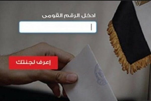 اعرف مقر لجنتك الانتخابية للاستفتاء على التعديلات الدستورية ببطاقة الرقم القومي