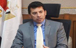 وزير الشباب والرياضة يتابع غرفة عمليات بطولة كأس العالم لكرة اليد