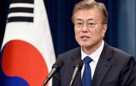 رئيس كوريا الجنوبية يزور أمريكا لعقد قمة مع ترامب