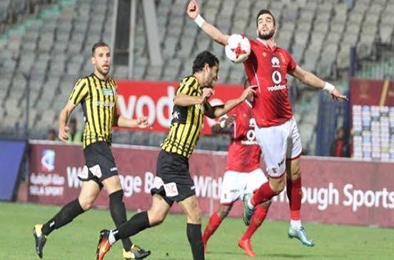 نص خطاب تأجيل مباراة الأهلي والمقاولون العرب بالدوري