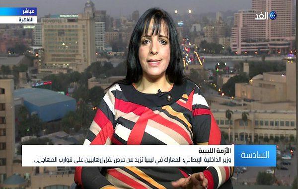 بالفيديو.. باحثة ليبية: حكومة الوفاق عليها إثبات من يقود الحرب في طرابلس