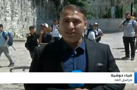 بالفيديو.. مدير الأقصى: شد الرحال إلى المسجد يبدد مخططات الاحتلال
