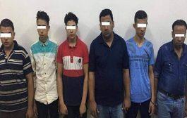 صور المتهمين بالاعتداء على معاق الشرقية