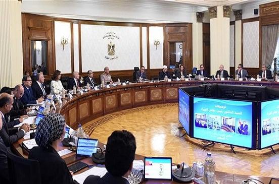 بالصور.... رئيس الوزراء يترأس اجتماع الحكومة الأسبوعي لبحث عدد من الملفات