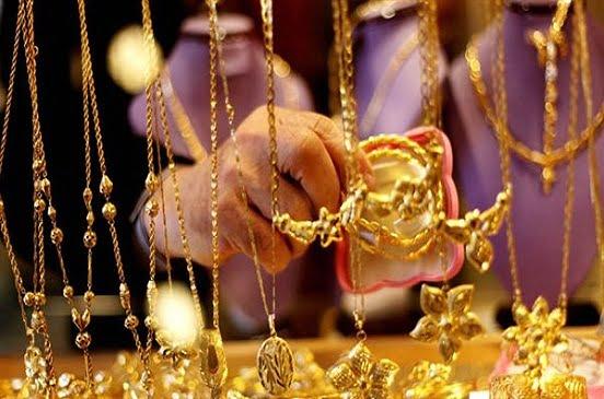 أسعار الذهب ترتفع فى السوق المحلى خلال تعاملات اليوم