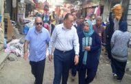 محافظ الشرقية: يتفقد موقف سيارات منيا القمح ويتابع أعمال النظافة والتجميل بالمدينة
