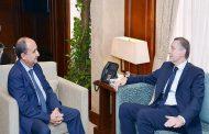 مشروعات مشتركة..عمرو نصار: الاستفادة من تجربة ألمانيا في تطويرالصناعة المصرية