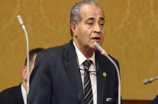 أبرزها أزمة البطاقات التموينية.. النواب يواجهون وزير التموين بـ 5 طلبات إحاطة