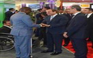 الرئيس السيسي يفتتح مؤتمر القاهرة الدولي للاتصالات