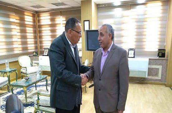 محافظ الشرقية يهنئ رئيس إدارة الموارد المائية بمنصبه الجديد