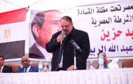 السعيطي: مجلس القبائل والعائلات المصرية يسير خلف الرئيس السيسي