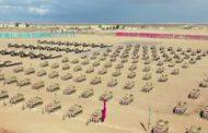 صحيفة إيطالية تبرز افتتاح السيسي لقاعدة برينس: تحمى الشواطئ الجنوبية