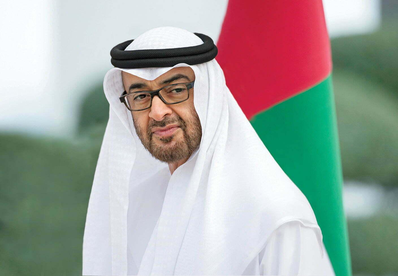 محمد بن زايد: موقف الإمارات ثابت وراسخ في دعمه لقيام دولة فلسطينية
